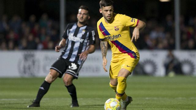 Carles Pérez abrió el marcador en Cartagena