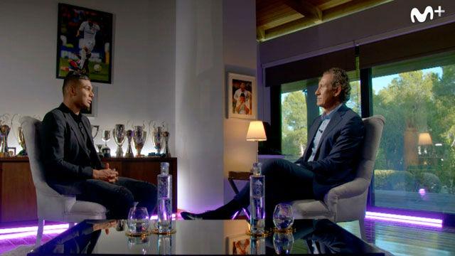 Casemiro: Zidane me dijo: cuando empieces a jugar no vas a dejar de hacerlo nunca más