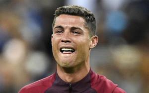 Cristiano Ronaldo vivió uno de sus días más tristes