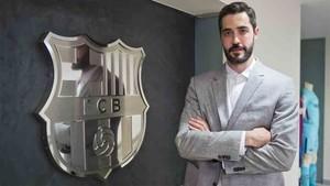 Entrerrios seguirá en el Barça
