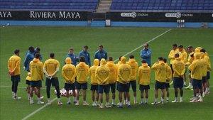 El Espanyol inicia su camino en la Copa del Rey en Cádiz.