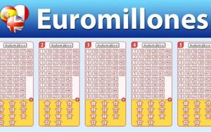 Euromillones: resultado del Sorteo del martes, 17 de marzo de 2020