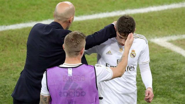 Fede Valverde: Pedí disculpas a Morata, pero no podía hacer nada más