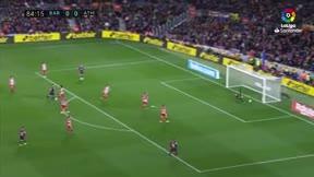 El gol de Suárez que bien vale una Liga