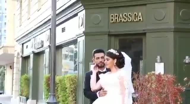 Impactantes imágenes de otra boda que fue sorprendida por la explosión de Beirut