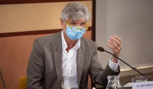 Josep Maria Argimon da positivo por coronavirus
