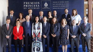 El jurado del Princesa de los Deportes delibera sobre las 21 candidaturas