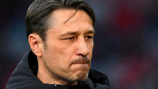 Kovac se enzarza con un periodista a cuenta de su futuro