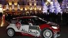 Kris Meeke en el Rally de Montecarlo