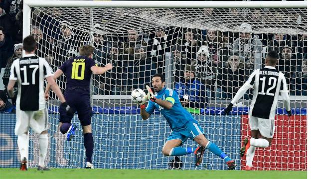 LACHAMPIONS | Juventus-Tottenham (2-2): Buffon demuestra ante el Tottenham que sigue en forma