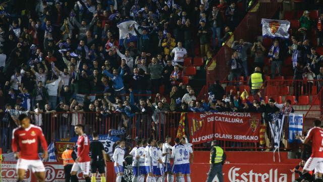 LALIGA 123 | Nàstic - Zaragoza (0-2)