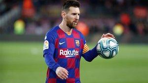 Leo Messi sigue colaborando con el Hospital Sant Joan de Déu
