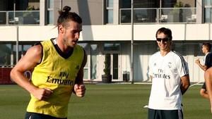 Lopetegui y Bale coincidieron por primera vez