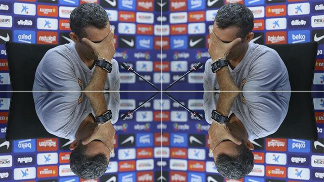 Los dilemas de Valverde para el Leganés - Barça