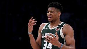 Los jugadores de la NBA toman acciones