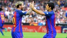 Luis Suárez, la mejor noticia para Messi