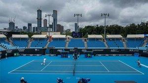 Melbourne Park acoge desde el lunes el Open de Australia