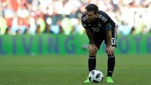 Messi pudo hablar con sus hijos Thiago y Mateo por teléfono