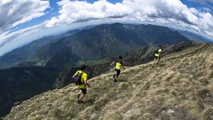 Un millar de trail runners inscritos