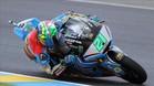Morbidelli, líder de Moto2