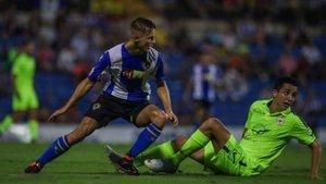 Nani puede ser uno de los objetivos para reforzar el Barça B