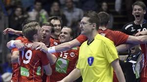 Noruega ha derrotado con solvencia a Hungría en cuartos de final (31-28)