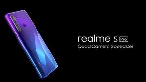 El nuevo Realme 5 Pro