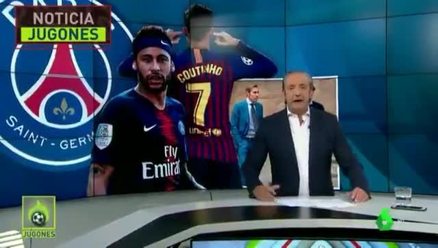 Pedrerol desvela quién gana entre Real Madrid y Barça por el fichaje de Neymar