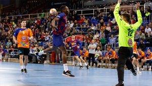 Primer partido del año en el Palau Blaugrana