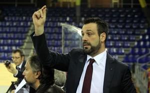 Ricard Muñoz, entrenador del Barcelona