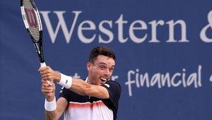 Roberto Bautista se perfila como favorito en el Masters 1000 de Cincinnati
