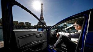 De la Sagrada Familia a la Torre Eiffel