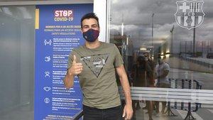 Sergio Lozano es cauto por lo que pueda suceder con el Covid-19