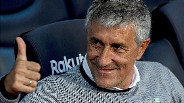 Setién, sobre el interés del Barça: Tengo contrato con el Betis y estoy muy bien aquí