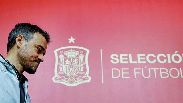 Todos los partidos de Luis Enrique con la Roja