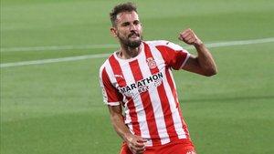 El uruguayo Cristhian Stuani sigue siendo un seguro de gol