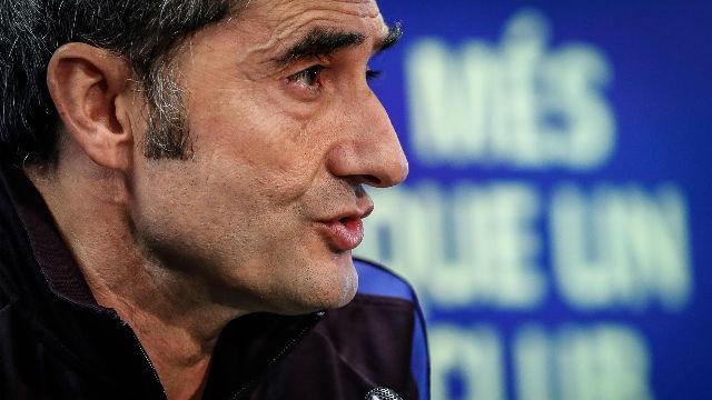 Valverde advierte de que el partido ante el Leganés puede marcar la semana