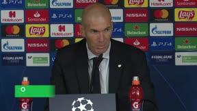 Zidane: Nos marcaron dos goles de risa