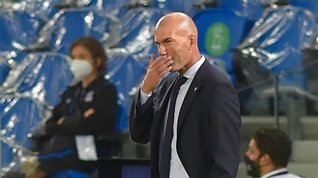 Zidane sorprendido por críticas a los aciertos del VAR