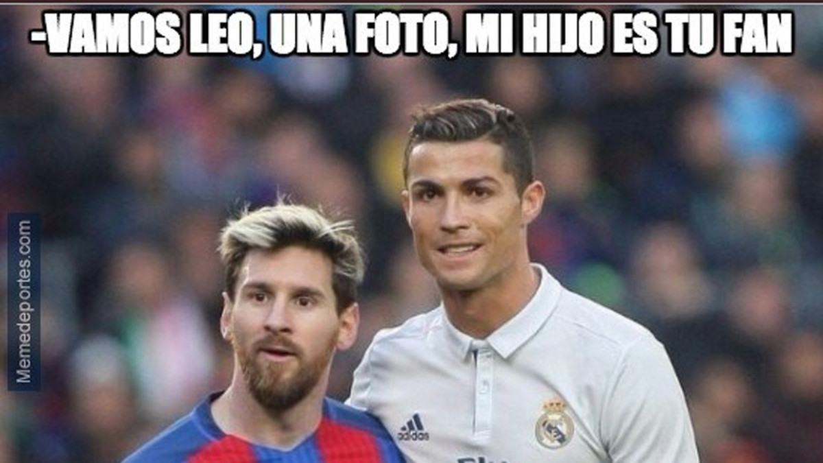 los memes del fc barcelona real madrid