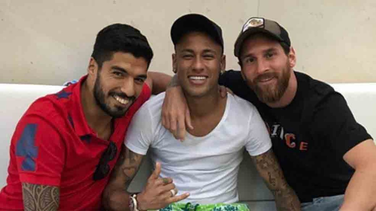 Luis Suarez Reveals The Secrets Behind His Friendship With Messi And N