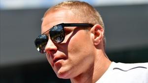 Valteri Bottas seguirá un año más con el equipo Mercedes