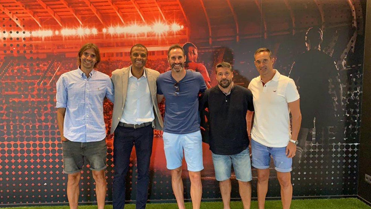Vicente Moreno renueva con el Mallorca hasta 2022