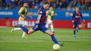 Abel Ruiz viajará a Tarragona con el Barça B
