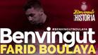 Así anunció el Girona el fichaje de Boulaya en las redes sociales