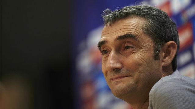 Así vaciló Valverde a un periodista
