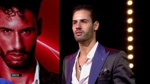 Asraf Beno se despide de GH VIP 6 como cuarto finalista | Telecinco