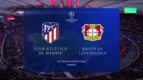 El Atlético salva un partido deslucido con un gol en los últimos minutos