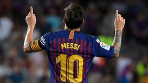 Incredible Lionel Messi Excluded From The Best 2018 Podium