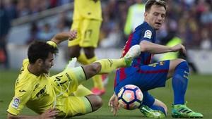 El Barça se enfrenta al Villarreal